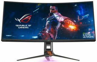 Asus ROG Swift PG35VQ Monitör