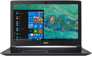 Acer A715-72G-52P5 Notebook (NH.GXBEY.006)
