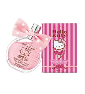 Avon Hello Kitty Deliciously Fruity EDC 50 ml Çocuk Parfümü