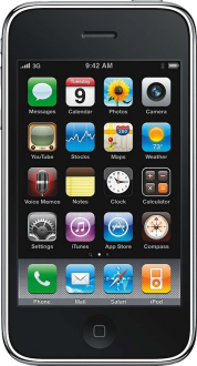Apple iPhone 3GS (16 GB)