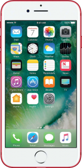 Apple iPhone 7 (PRODUCT)RED Special Edition (128 GB) (MPRL2TU/A)