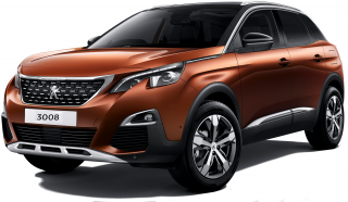 2019 Peugeot 3008 1.6 THP 180 HP EAT8 Active Prime Edition (4x2)