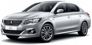 2019 Peugeot 301 1.5 BlueHDi 100 HP Allure