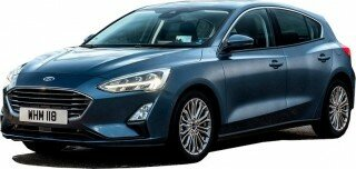 2018 Yeni Ford Focus HB 1.5 TDCi 120 PS Trend X
